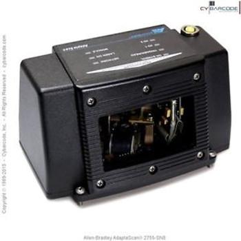 Allen-Bradley AdaptaScan 2755-SN8 Fixed Mount Scanner with One Year Warranty