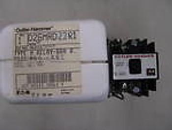 Cutler Hammer Relay Type M 600V Part# D26MRD22R1
