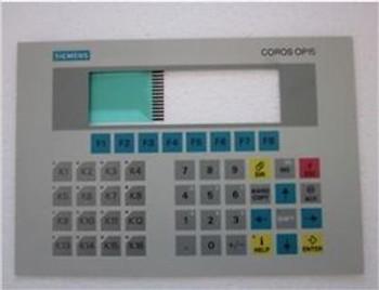 Original 6AV3515-1EB30 Membrane Keypad for Simens OP15 100%newping