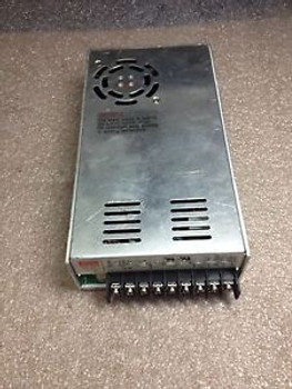 (C) MEANWELL S-320-24 POWER SUPPLY
