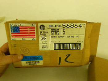 GE RPWR115 Power Supply NEW