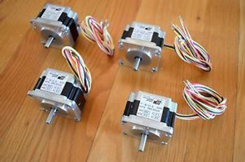 NEW (4) Applied Motion HT23-394 Nema23 Stepper Step Motors -CNC Router DIY Kit