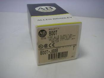 ALLEN BRADLEY 800T-J69B NIB 7 AVAILABLE ALLEN BRADLEY 800TJ69B AB 800T-J69B