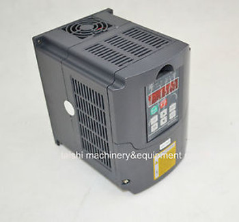 NEW 1.5KW 110V VFD 2HP 7A VARIABLE FREQUENCY DRIVE INVERTER CE 5
