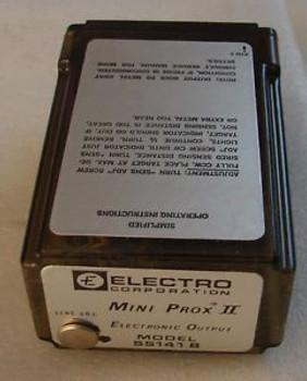 Electro Mini Prox II 55141B