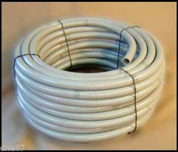 2 x 50  Flexible Liquid Tight, Non-Metallic, Electrical PVC Conduit