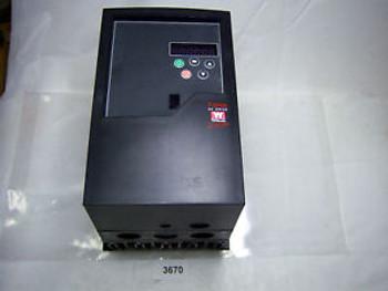 (3670) TB Woods AC Drive SE1C40010D01 380/480VAC 1 HP
