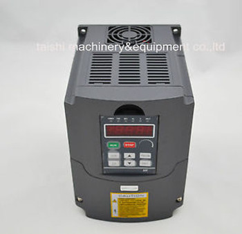 110V VARIABLE FREQUENCY DRIVE INVERTER VFD 1.5KW 2HP 7A