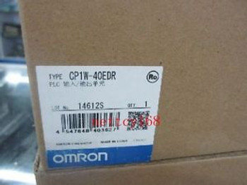 #2088--OMRON Programmable Controller PLC CP1W-40EDR