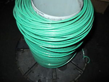 10 awg. THHN THHN II Green 946ft. Broken Spool