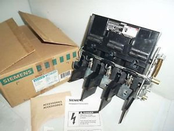 NEW SIEMENS ITE MCS620R 200A DISCONNECT SWITCH  200-Amp 600Vac NIB