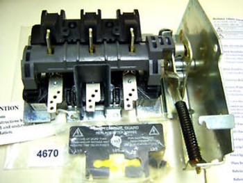 (4670) Allen Bradley 1494V-DS30 30Amp 600 VAC 250 VDC