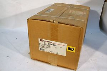 Cutler-Hammer DH361UCK Heavy Duty Safety Sw, Nema 4x,30A 600V, Orig Owner, #802
