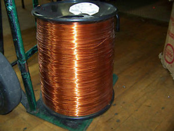 Superior Essex Magnet Wire/Winding Wire Bare: 0.0571 Awg Od:0.0603 New