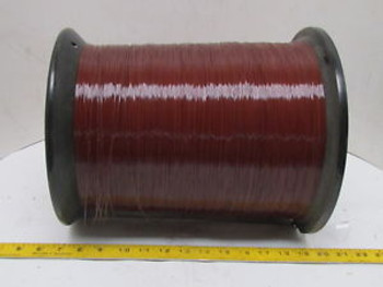 Essex C276Gx00205081A Ultrashield Plus Redmagnet/Winding Wire 20.5 Awg 62Lb Roll