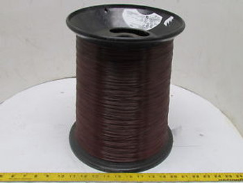 Essex Ultrashield Plus Red Magnet Wire Winding Wire 20.5 Awg Heavy 62Lb Roll
