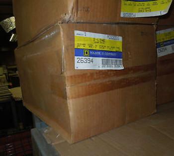 Square D PQ3203G 30A 240V 3PH 3W W/ GRND I-Line Bus Plug - New Surplus