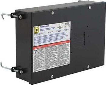SQUARE D PBPQO3A100 Plug In Unit, QO Unit, 100A