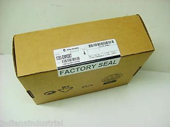 New Sealed Allen Bradley Stratix 6000 1783-EMS08T Ethernet Managed Switch 8 Port