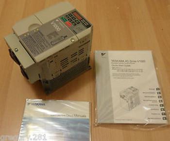 CIMR-VU2A0012FAA Yaskawa Vector Control Drive V1000 3 Phase 50/60HzPIN