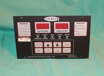 Sterlco M2B 250 Temperature Controller 601.00521.10 RS485 NEW