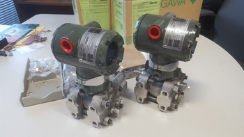 Two New Yokogawa DP Transmitter EJA110A-EMS4B-92EA/FF1/D1 0-400 inH2O