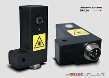 LASER SENSOR OP-L20 FOR BALANCING MACHINES, TACHOMETERS (ERBESSD INSTRUMENTS)