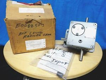 Ohio Gear & Trans ~ Speed Reducer 1 to 16  1:16 Model OH-511934   (NEW in BOX)
