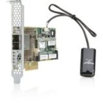 Hp Smart Array P430/2gb Fbwc 6gb 1-port Int Sas Controller - 6gb/s Sas - Pci