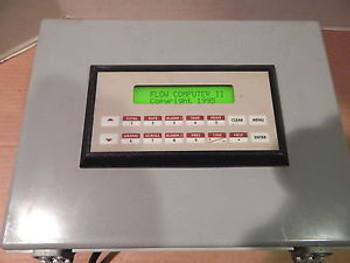KEP Kessler-Ellis Products Flow Computer II Model ST2L10N1, Supertrol?Flowmeter?