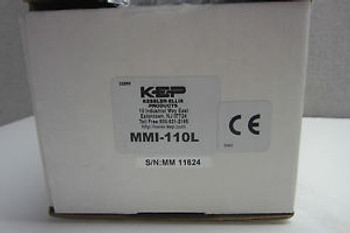 NEW KEP MMI-110-L MESSAGE CENTER DISPLAY  MMI110L