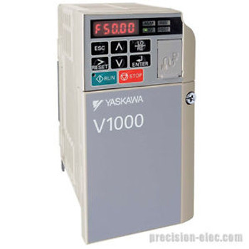 5 hp Yaskawa V1000 Variable Frequency Drive CIMR-VU-2A0020FAA