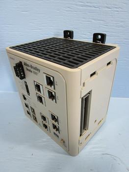 Sealed Allen Bradley 1783-Ms10T /A Stratix 8000 Ethernet Managed Switch