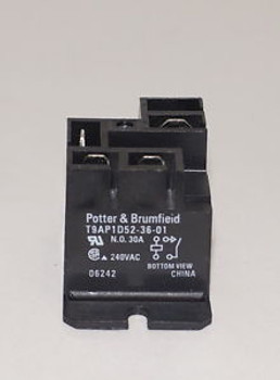 250 POTTER & BRUMFIELD T9AP1D52-36-01 36V 30A RELAY GOLF CARTS FORK LIFTS