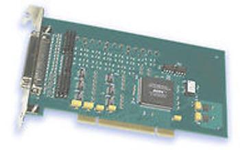PCI Digital I/O Board by Tektrum Engineering