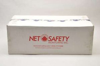 NET SAFETY MONITORING MLP-A-ST1200-100-SEP-SS 2000 FT TOXIC GAS DETECTOR B489224