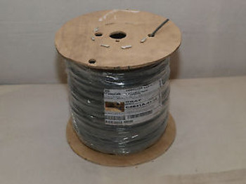 General Cable/Carol Brand C4841A.41.10 Computer Cable 1000FT Foil/Braid Shield