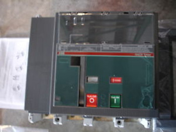 ABB SACE TMAX T7N-D/PV 1000M  Molded Case Circuit Breaker 1000 Amp 4 Pole NEW
