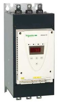 SCHNEIDER ELECTRIC ATS22C14S6U Soft Start, 208-600VAC,140Amp,3 Phase