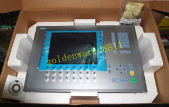 NEW Siemens HMI 6AV6 643-0DD01-1AX1 good in condition for industry use