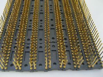 77: Mupac Gold Plated Pin Dip IC Socket Machine Type Gold Contact