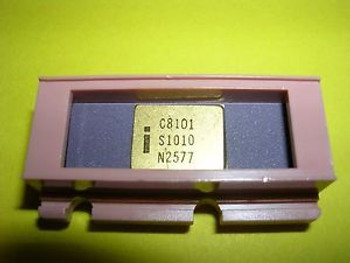 Intel C8101 Static RAM Chip - Extremely Rare - New Old Stock (NOS)