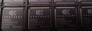 (1 PER) CX06833-34 Modem V.92/V.34/V.32bis Modem in 144-Pin TQFP CONEXANT