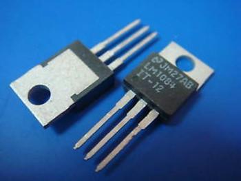 100 X LM1084 LM1084IT-12 REGULATOR 12V-5A