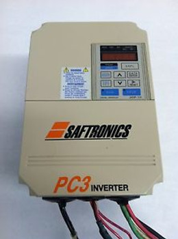 Safetronics PC3 control panel Model# E001077-41 MPN# CMIR-PCU41P5 Good Condition