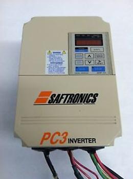 Safetronics PC3 control panel Model# E001077-41 MPN# CMIR-PCU41P5 Good Condition