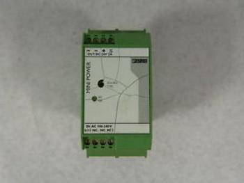 Phoenix Contact Mini_PS-100-240AC/24DC/2 Power Supply 100-240AC 5VDC  WOW