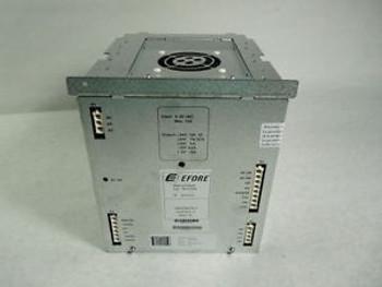 ABB Efore SR92A060 3HAB5845-1/2 Power Supply Unit 3-55 VAC 12A  NEW
