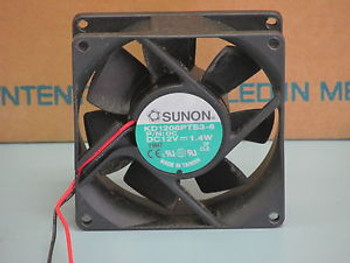 40 Fans Comair Rotron SUNON KD1208PTS3-6 DC12V 1.4W 2-WIRE 80mmx25mm