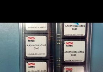 (10) NEW ASTEC AA05N-003L-050S 1-OUTPUT 5 W DC-DC REG PWR SUPPLY MODULE